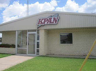 "KPAN-FM - KPAN: ""The only radio station that gives a hoot about Hereford, Texas"""