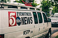 KSTP-TV 5 Eyewitness News Van (19571550819).jpg
