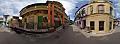 Kaliprasad Chakraborty Street - Gaudiya Math Area - 360 Degree Equirectangular View - Kolkata 2015-09-14 3589-3595.tif