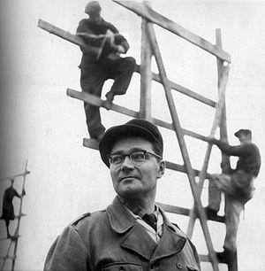 Kalle Päätalo - Kalle Päätalo in 1958.