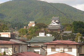 Kaminoyama Domain