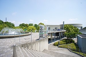Takatsuki, Osaka - Image: Kansai University Takatsuki Campus 3