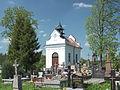 Kaplica p.w. Wniebowstąpienia Pańskiego na rzymsko-katolickiej części cmentarza w Boćkach 01.jpg