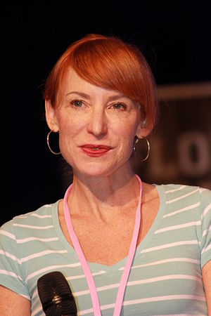 Karen Strassman - Karen Strassman at Animate Miami 2014.