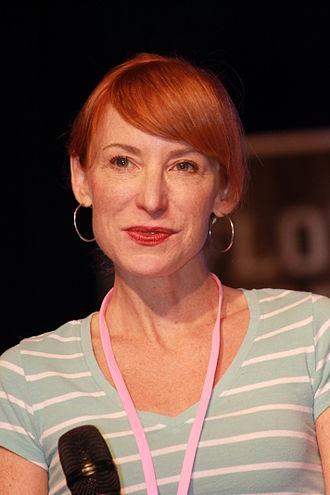Karen Strassman - Strassman at Animate Miami in 2014.