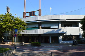 Kariya baseball ground 2013-08.JPG