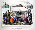 Karl Thienemann Der Jahrmarkt 1843 Der Taschenspieler.jpg