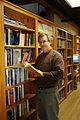 Karl W. Giberson, library 2006.jpg