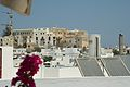 Kastro of Naxos town, former acropolis, a general view, 080486.jpg
