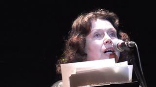 Katalin Ladik poet and artist