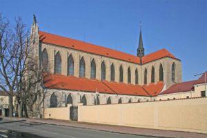 Sedlec Abbey - Image: Katedrála Nanebevzetí Panny Marie v Sedlci u Kutné Hory