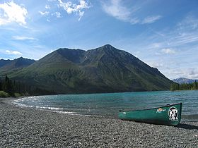 Image illustrative de l'article Parc national et réserve de parc national de Kluane