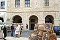 Kazimierz Dolny - rynek - panoramio.jpg