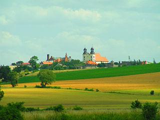 Kcynia Place in Kuyavian-Pomeranian Voivodeship, Poland