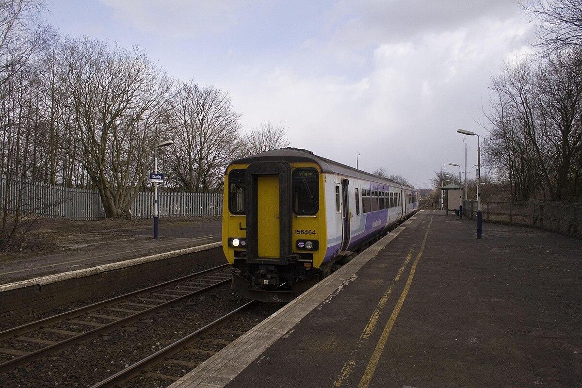Kearsley railway station - Wikipedia