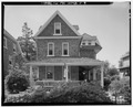 Keasbey and Mattison Company, Supervisor's House, Ambler, Montgomery County, PA HABS PA,46-AMB,10O-3.tif