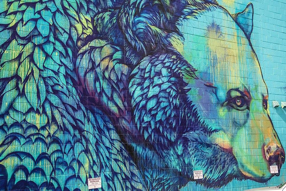 Kelly's mural