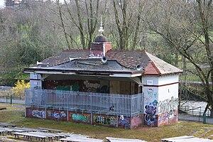 Kelvingrove Park - Image: Kelvingrove bandstand