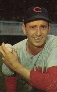 Ken Raffensberger American baseball player