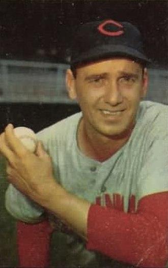 Ken Raffensberger - Raffensberger in about 1953