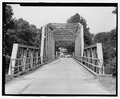 Kentucky 1804 Bridge, Spanning Clear Fork Creek, Saxton, Whitley County, KY HAER KY-51-5.tif