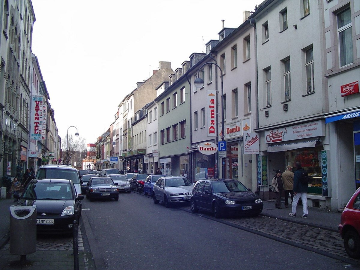 Nagelbomben Attentat In Köln Wikipedia