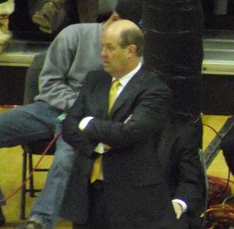 Kevin Stallings - Stallings  in 2010