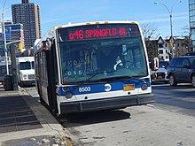 Q46 (New York City bus) - Wikipedia Q Bus Map on