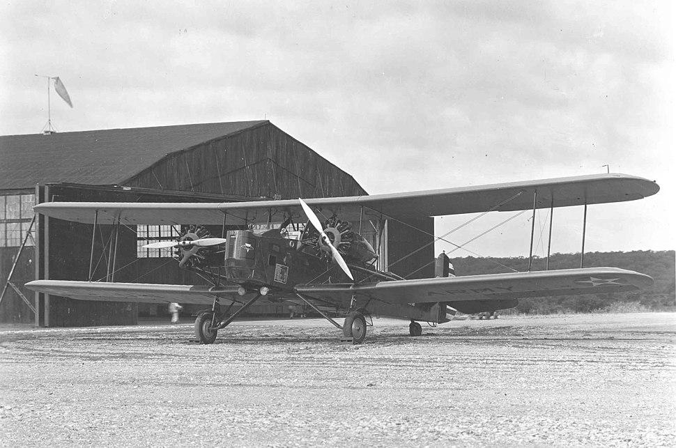Keystone B-5A front left quarter 060421-F-1234P-017