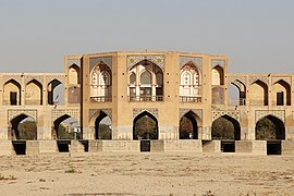 Khaju Bridge, Isfahan 04.jpg