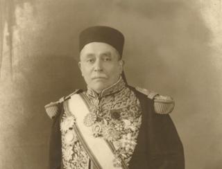 Khelil Bouhageb Tunisian politician and reformer