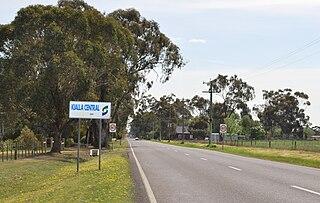 Kialla, Victoria Town in Victoria, Australia