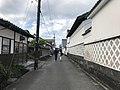Kikuya Lane in Hagi Castle Town 8.jpg
