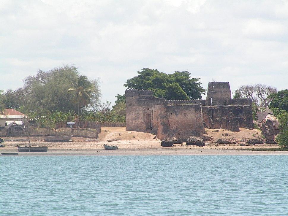 Kilwa Kisiwani Fort