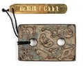 Kinesiskt bältbeslag i brons med yin yang - Hallwylska museet - 100118.tif