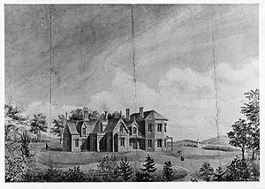 Kingscote (mansion) - Image: Kingscote 01