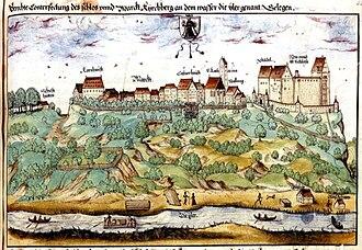 Illerkirchberg - Image: Kirchberg Cgm 896
