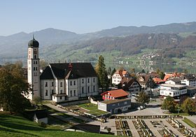 Parish and pilgrimage church Sachseln (2012)