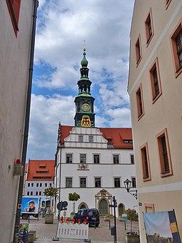 Kirchgasse in Pirna