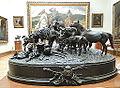 Kirgizskiy kosyak na otdykhe by E.A. Lanceray (1880, GTG) by shakko.JPG