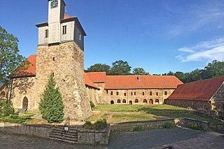 Ilsenburg Abbey
