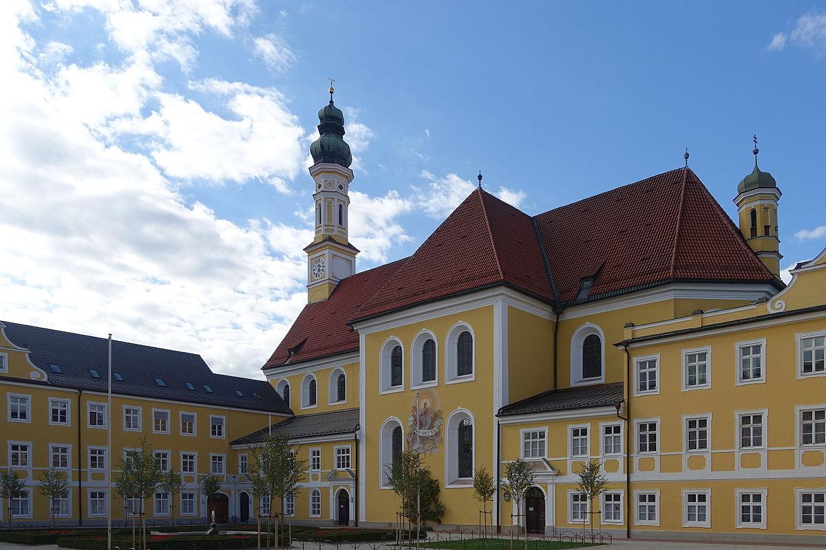 Kloster Seligenthal Landshut