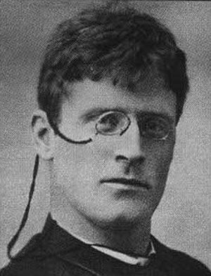Knut Hamsun - Hamsun in 1890, the year he published his first major work, Hunger.