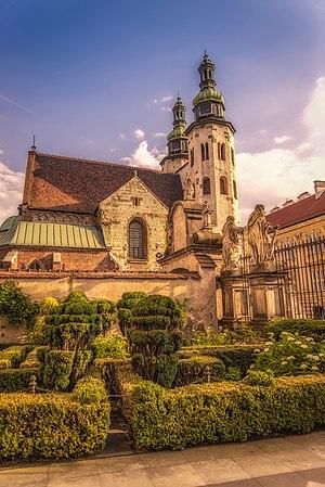 St. Andrew's Church, Kraków - Image: Kościół Św. Andrzeja w Krakowie