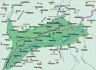 Kočani Valley