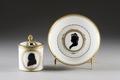 Kopp med fat. Meissen - Hallwylska museet - 87107.tif