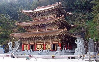 Korea-Danyang-Guinsa Daejosajeon 3023-07