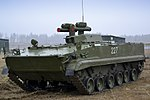 Kornet-T in 1000th Training Center of Rocket and Artillery Troops 01.jpg