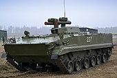Kornet-T im 1000. Ausbildungszentrum der Raketen- und Artillerie-Truppen 01.jpg