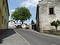 Kosova Hora, silnice 11438, čp. 23, fara (01).jpg